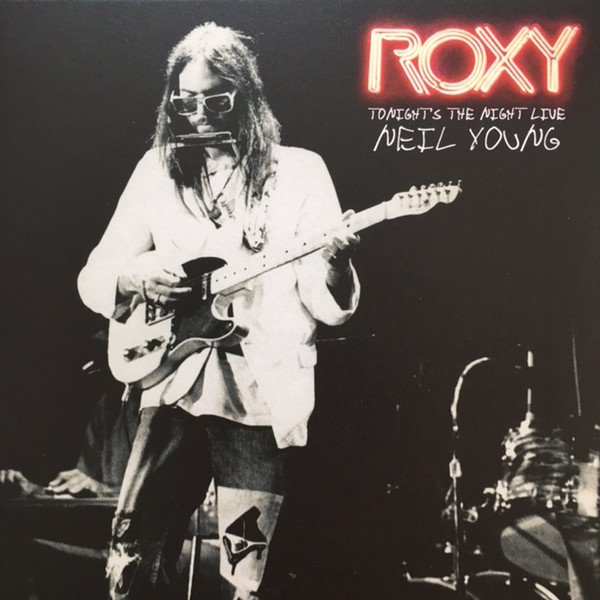 000 Neil Young ROXY Tonights the Night Live