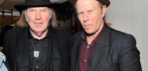 Neil Young Tom Waits