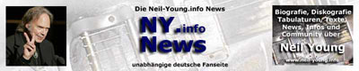 Neil Young Info News